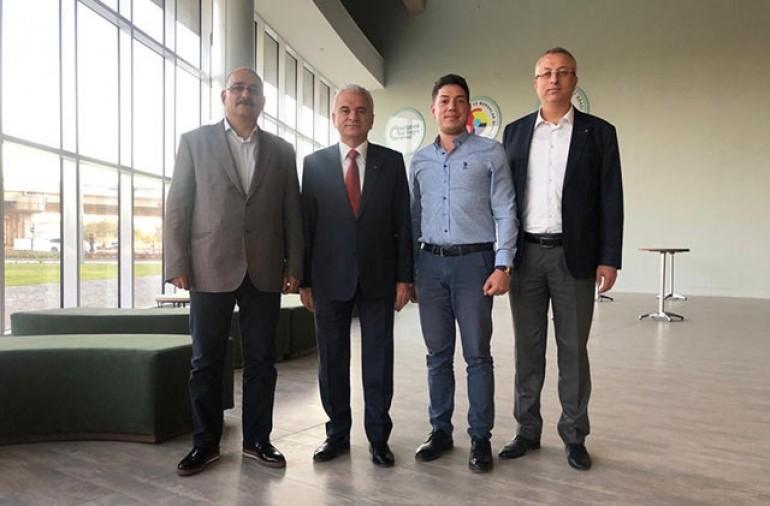 Eskişehir Hobi, Spor ve Hediyelik Eşya Fuarı Ziyareti