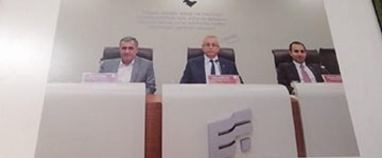 ETO Başkanı Metin Güler'den 2020 yılında Eskişehir'de 10 Fuar Müjdesi
